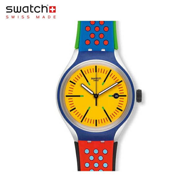 【公式ストア】Swatch スウォッチ AMARELHO アマレルホ YES4015Irony (アイロニー) Irony Xlite (アイロニーエックスライト) 【送料無料】メンズ/腕時計/人気/定番/プレゼント