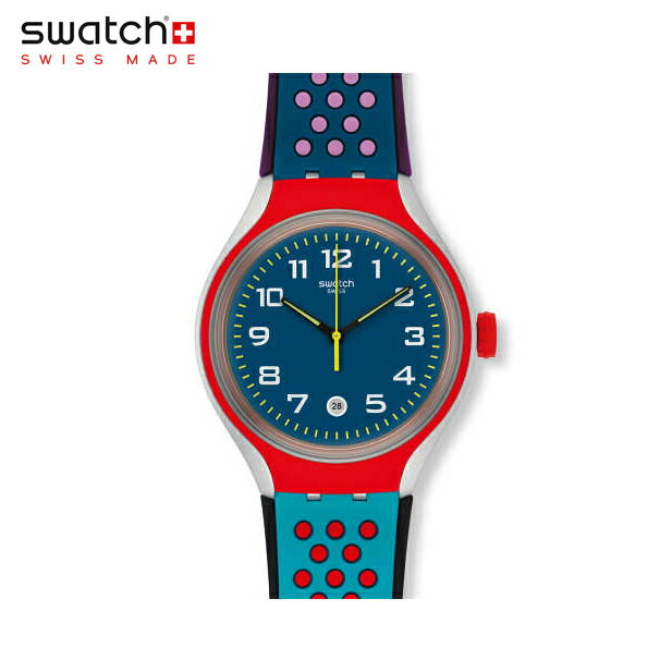 【公式ストア】Swatch スウォッチ AZULHO アズルホ YES4017Irony (アイロニー) Irony Xlite (アイロニーエックスライト) 【送料無料】メンズ/腕時計/人気/定番/プレゼント