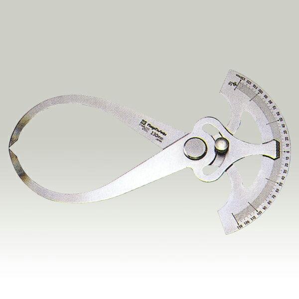 目盛付内外兼用キャリパー GCC-250/250mm【測量・建築・文化財・土木用品】【送料無料】