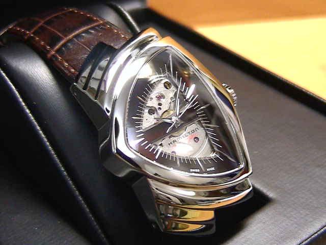 ハミルトン 腕時計 HAMILTON Ventura ベンチュラ オートマティック 【自動巻き】