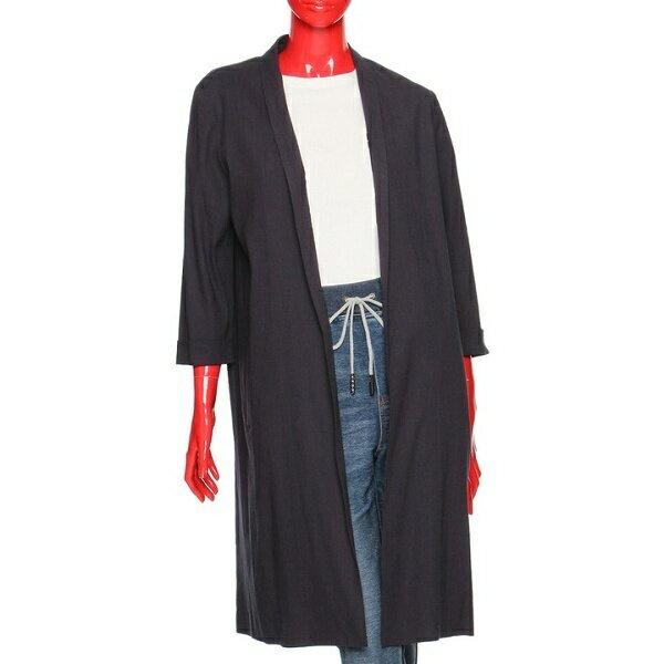 バイオリネンストレッチコート/ダブルスタンダードクロージング(DOUBLE STANDARD CLOTHING)