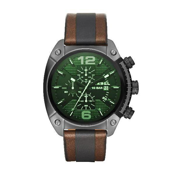 メンズ時計 OVERFLOW(オーバーフロー) 【型番:DZ4414】/ディーゼル(ウォッチ&アクセサリー)(DIESEL)