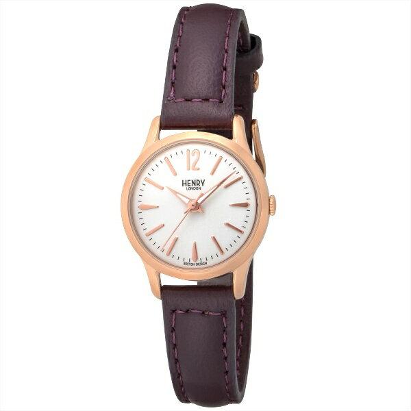レディース時計(【型番:HL25-S-0072】電池式(クオーツ式)/ヘンリーロンドン(HENRY LONDON)