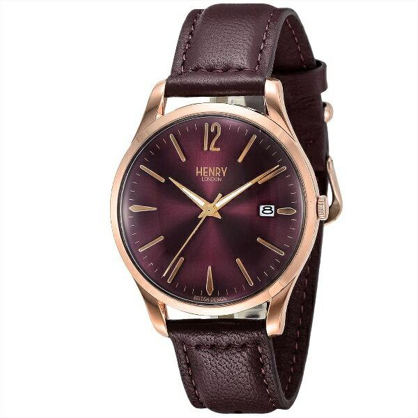ユニセックス時計(【型番:HL39-S-0080】電池式(クオーツ式)/ヘンリーロンドン(HENRY LONDON)