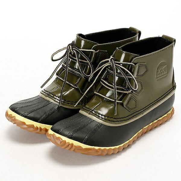 レイン防水撥水ブーツ(OUT N ABOUT RAI /アウトアンドアバウトレイン)/ソレル(SOREL)