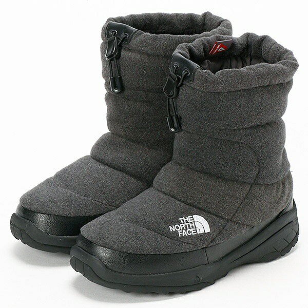 THE NORTH FACE/撥水ウールブーツ/NUPTSE BOOTIE WOOL 3/ザ・ノース・フェイス(THE NORTH FACE)