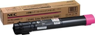 【代引き:不可】【NEC メーカー純正品】【大容量】PR-L9300C-17 マゼンタ 【送料無料】【smtb-td】【*】