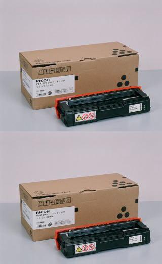 【リコー メーカー純正品】【大容量】【2本セット】IPSIO SP トナー ブラック C310H ×2本【送料無料】【smtb-td】【*】