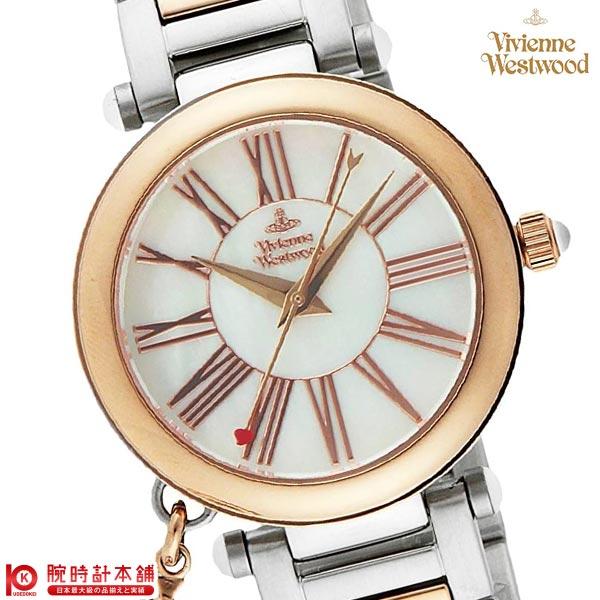 【9/15~ 3000円以上購入でポイント+3倍!】ヴィヴィアンウエストウッド VivienneWestwood  VV006PRSSL [海外輸入品] レディース 腕時計 時計
