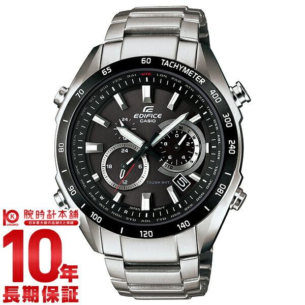 【ポイント10倍】【24回金利0%】カシオ エディフィス EDIFICE ソーラー電波 EQW-T620DB-1AJF [正規品] メンズ 腕時計 時計(予約受付中)