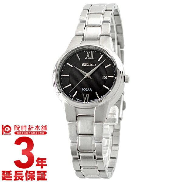 【9/15~ 3000円以上購入でポイント+3倍!】セイコー 逆輸入モデル SEIKO ソーラー SUT229P1 [海外輸入品] レディース 腕時計 時計