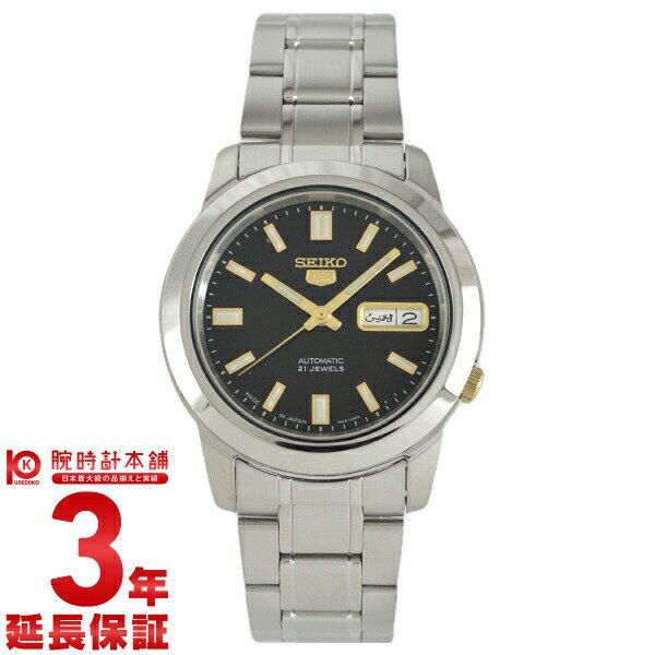 【9/15~ 3000円以上購入でポイント+3倍!】セイコー5 逆輸入モデル SEIKO5 機械式(自動巻き) SNKK17J1 [海外輸入品] メンズ 腕時計 時計