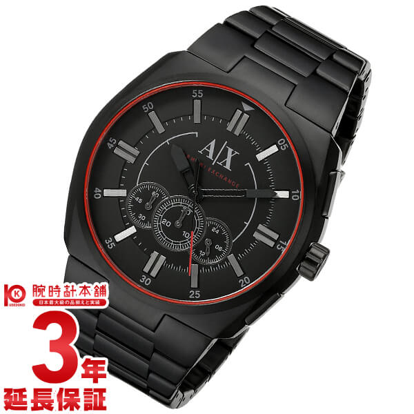 【9/15~ 3000円以上購入でポイント+3倍!】アルマーニ 腕時計 アルマーニエクスチェンジ ARMANIEXCHANGE AX1801 メンズ