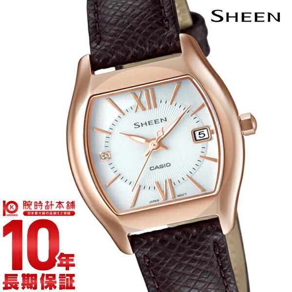 【9/15~ 3000円以上購入でポイント+3倍!】カシオ シーン SHEEN  SHS-4501PGL-7AJF [正規品] レディース 腕時計 時計