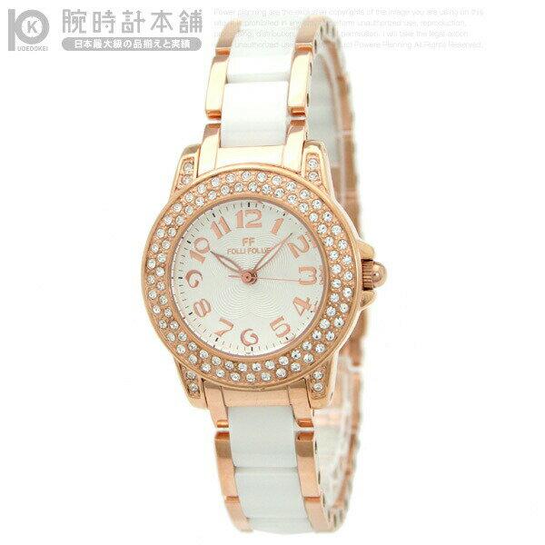 フォリフォリ FolliFollie  WF9B020BPS [海外輸入品] レディース 腕時計 時計