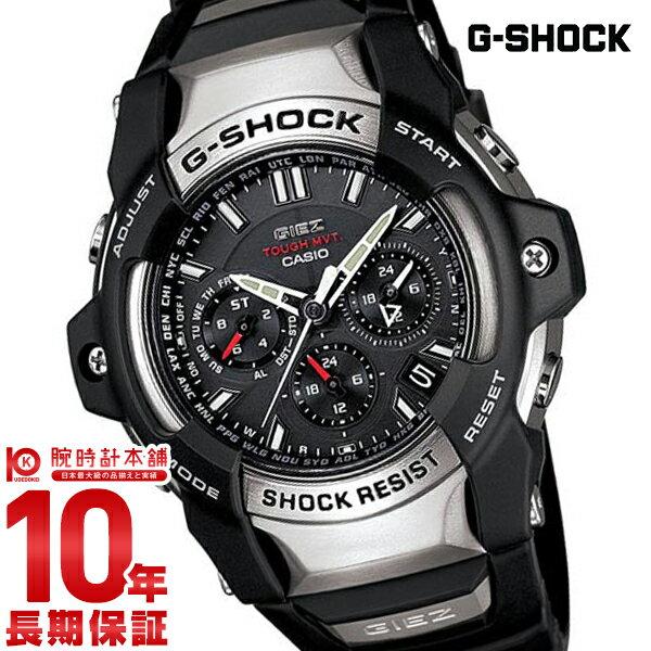 【ポイント6倍】【24回金利0%】カシオ Gショック G-SHOCK Gショック GIEZ GS-1400-1AJF [正規品] メンズ 腕時計 時計(予約受付中)
