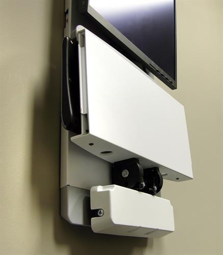 ERGOTRON Vertical Lift Auto-Retracting Keyboard Kit 97-487-800 97-487-800
