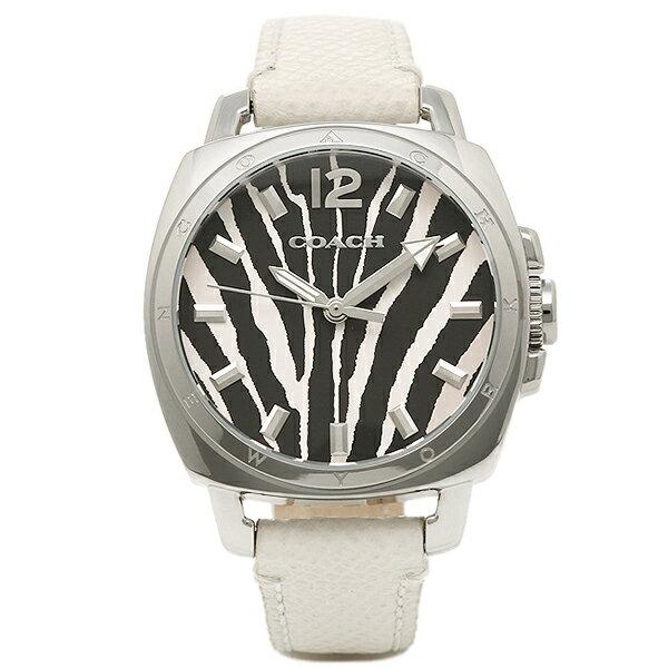 コーチ 時計 レディース COACH 14502066 BOYFRIEND MINI ボーイフレンドミニ 腕時計 ウォッチ ゼブラ/ホワイト