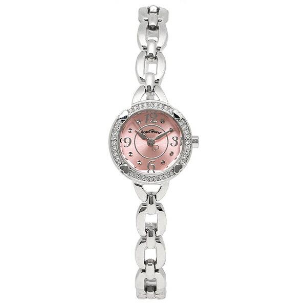 エンジェルハート 時計 レディース ANGEL HEART FH22SP FOR HEART フォーハート 腕時計 ウォッチ ピンク/シルバー