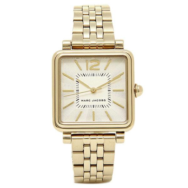 マークジェイコブス 時計 MARC JACOBS MJ3462 VIC30 ヴィク30 腕時計 ウォッチ ゴールド/ホワイト