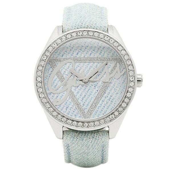 ゲス 時計 レディース GUESS W0456L10 LITTLE FLIRT レディース腕時計ウォッチ ブルー/デニム