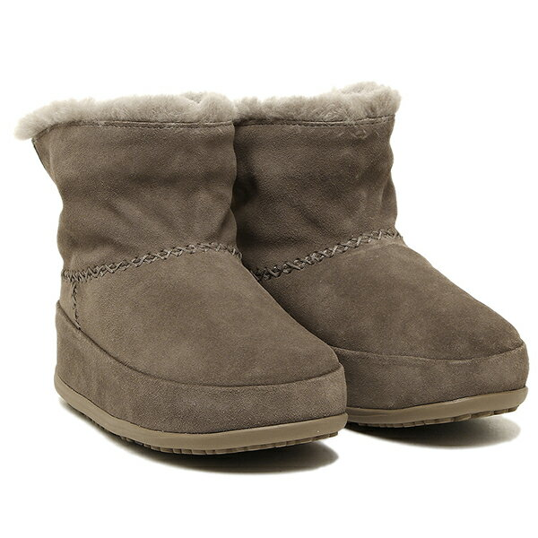 フィットフロップ ブーツ fitflop 630 326 MUKLUK SHORTY ブーツ TIMBERWOLF