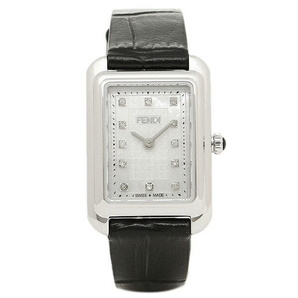 フェンディ 腕時計 FENDI F702024511D1 ホワイト/ブラック