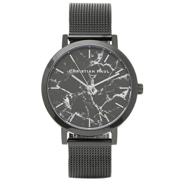 クリス�ャン�ール 腕時計 CHRISTIAN PAUL MRML-01 ブラック
