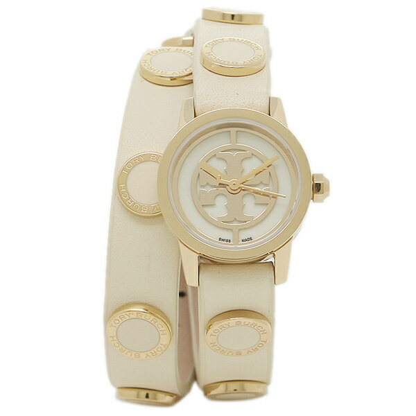 トリーバーチ 腕時計 アウトレット TORY BURCH TRB4015 アイボリー ゴールド