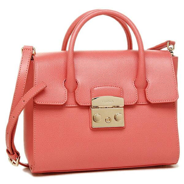 フルラ ハンドバッグ FURLA 851147 BGX6 ARE CR0 ピンク