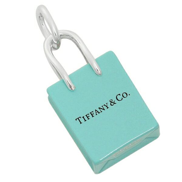 ティファニー チャーム TIFFANY&Co. 25161211 エナメルフィニッシュ シルバー ティファニーブルー