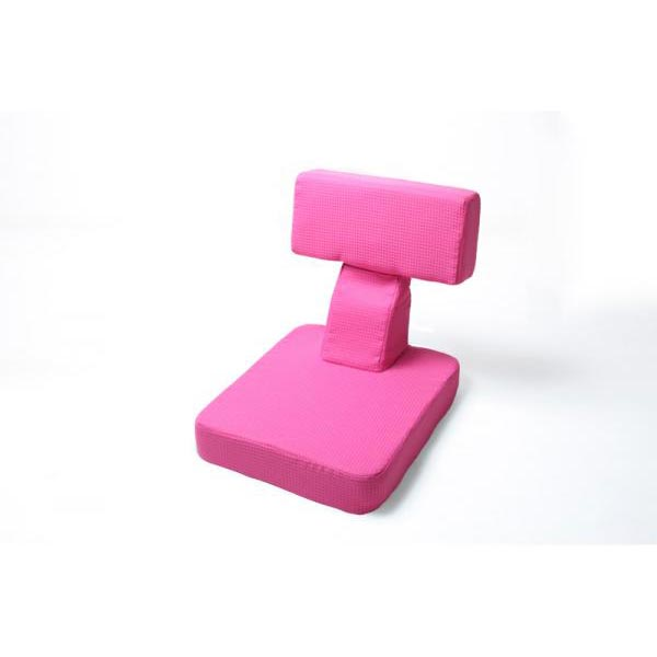 【大感謝祭でポイント最大36倍】ゲームを楽しむ多機能座椅子【T.】ティー★ピンク