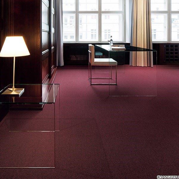 サンゲツカーペット サンオスカー 色番 OS-14 サイズ 200cm×200cm 【防ダニ】 【日本製】
