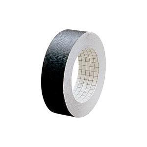 【ポイント20倍】(業務用100セット) プラス 製本テープ/紙クロステープ 【25mm×12m】 裏面方眼付き AT-025JC 黒 ×100セット