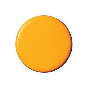【ポイント20倍】(業務用30セット) ジョインテックス 両面強力カラーマグネット 30mm橙 B271J-O 10個 ×30セット