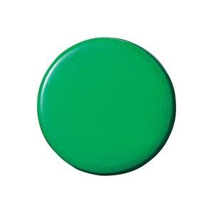 【ポイント20倍】(業務用30セット) ジョインテックス 両面強力カラーマグネット 30mm緑 B271J-G 10個 ×30セット
