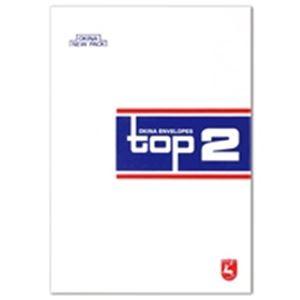 【ポイント20倍】(業務用300セット) オキナ 洋型封筒 ET2N トップ2 枠なし 10枚