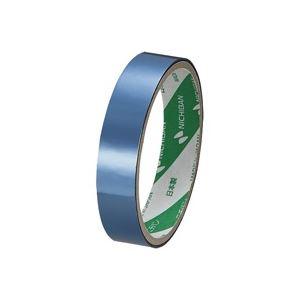 【ポイント20倍】(業務用200セット) ニチバン マイラップテープ MY-18 18mm×8m 青
