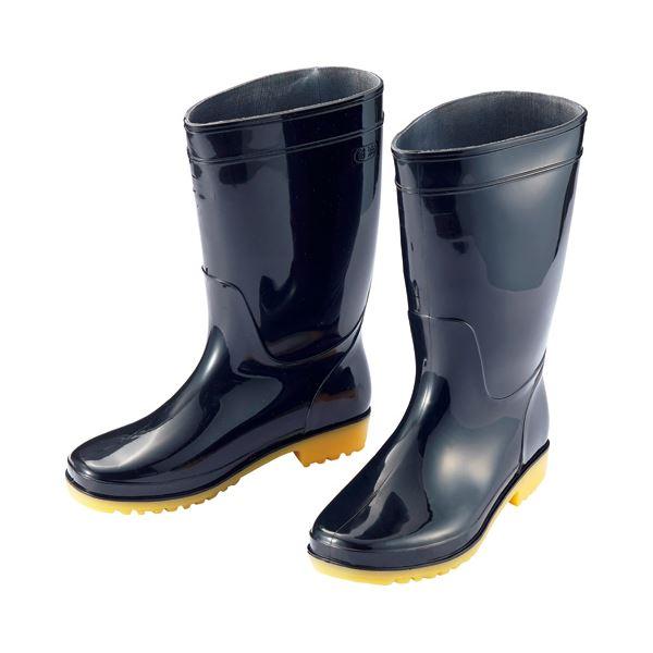 【ポイント20倍】(まとめ) アイトス 衛生長靴 26.5cm ブラック AZ-4438-26.5 1足 【×10セット】