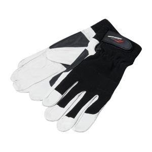 【ポイント20倍】(業務用セット) ミタニコーポレーション ブタ革手袋フィットンPRO 209169 1双入 【×5セット】