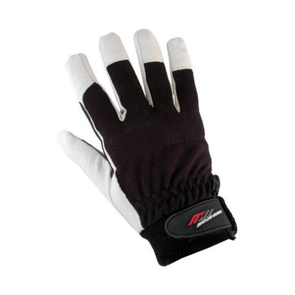【ポイント20倍】(業務用セット) ミタニコーポレーション ブタ革手袋フィットンPRO 209171 1双入 【×5セット】