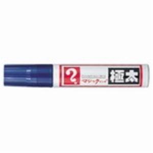 (業務用100セット) 寺西化学工業 マジックインキ MGD-T3 極太 青