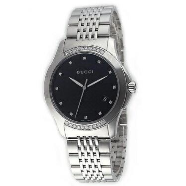 GUCCIYA126408グッチ時計Gタイムレスメンズ腕時計リストウォッチ