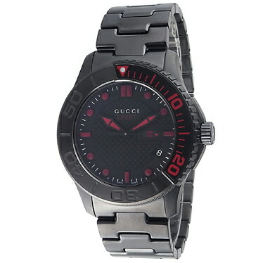 GUCCI YA126230グッチ時計 Gタイムレス メンズ腕時計