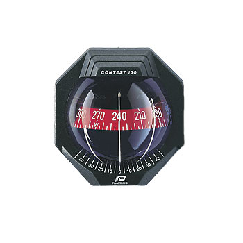 【PLASTIMO/プラスチモ】コンテス130 ブラック コンパス 航海計器 Q3R-KAZ-G00-001
