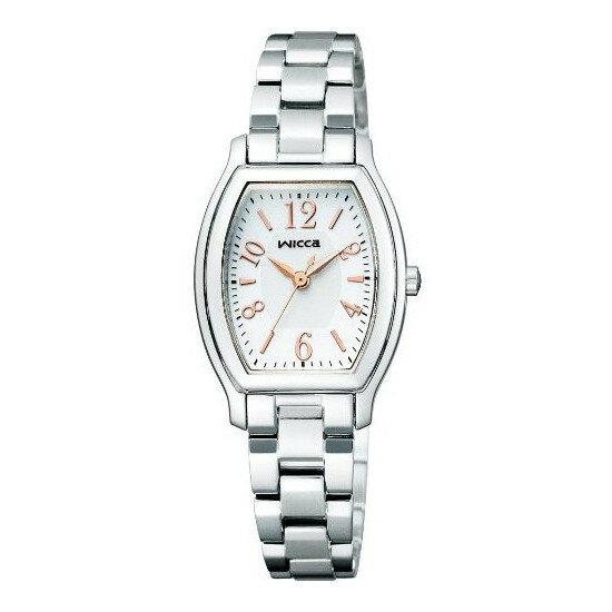 【送料無料】CITIZEN KH8-713-11 ウィッカ [ソーラーテック腕時計(レディース)]