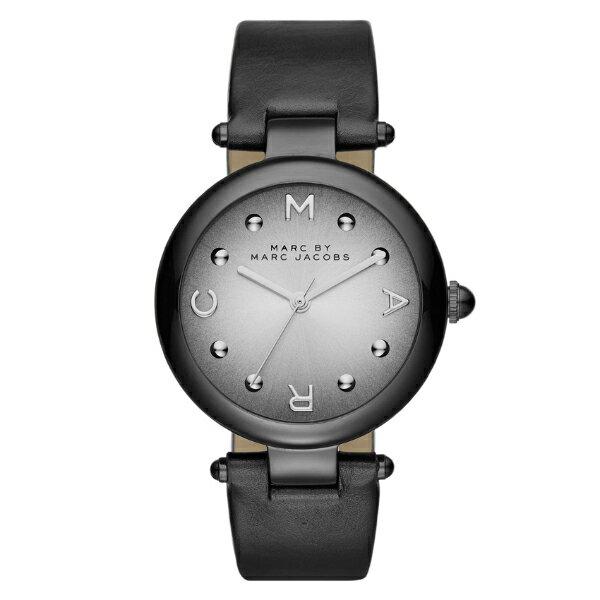 【送料無料】MARC JACOBS マークジェイコブス マーク・ジェイコブス MJ1410 グレー×ブラック Dotty(ドッティ) [クォーツ腕時計(レディース)]