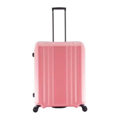 【送料無料】アジア・ラゲージ MM-5100 S-ピンク A.L.I(エー・エル・アイ) デカかる2 [スーツケース(105L/1週間以上)]