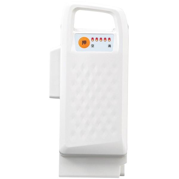【送料無料】PANASONIC NKY537B02 ホワイト [リチウムイオンバッテリー (スペア用)]【同梱配送不可】【代引き不可】【沖縄・北海道・離島配送不可】
