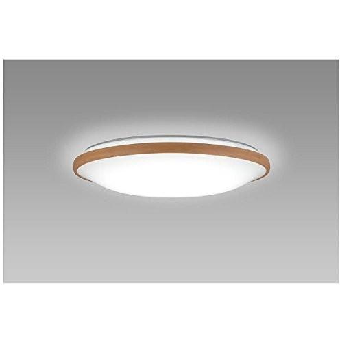 【送料無料】NEC HLDCB0876 LIFELED'S [洋風LEDシーリングライト(~8畳/調色・調光) リモコン付き サークルタイプ]
